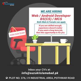 Web / Android Developer
