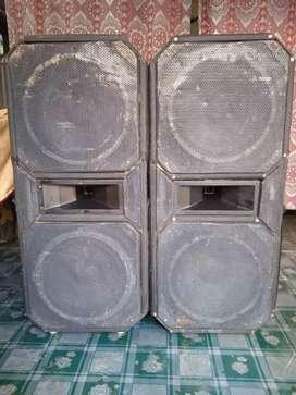 DJ Sound Box (Live Program Speaker)