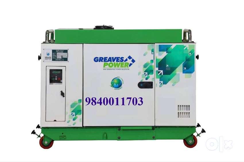 Generator Sales service repair in Tamilnadu., 0