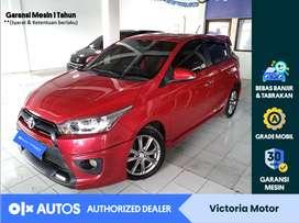 [OLXAutos] Toyota Yaris 2014 1.5 TRD Sportivo AT Autmatic Bensin Merah