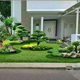 Tukang taman hijau minimalis/Ciater
