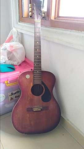 gitar alegro jadul