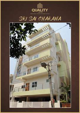 New 2BHK Fully Furnished luxury Flat in Chandra layout