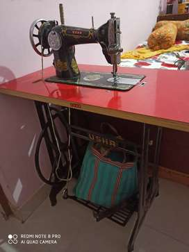 Sewing machine new and unused