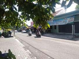 Ruko tepi jalan cocok rumah makan Lamongan raya Sampangan  Semarang