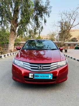 Honda City 2008-2011 1.5 S AT, 2009, CNG & Hybrids