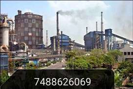 Required in Tata steel Ltd Under 2nd party payroll
