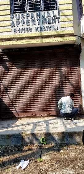 Shop for sale near 2 no market kalyani