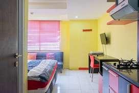 Sewa Apartment Harian- Bulanan Jarrdin Cihampelas Murah