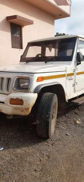 Mahindra Bolero Pik-Up 2010 Diesel 100000 Km Driven