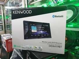 Head Unit Kenwood DDX 419 BT SPORTIFY BLUETOOTH