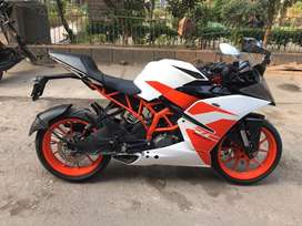 2019 KTM RC 200 ABS MARCH MODEL