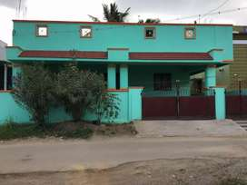 THANGAVELU TWO PORTION HOUSE FOR SALE