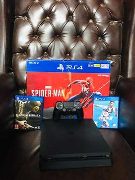 Playstation 4 Slim 500Gb PS4