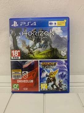 Kaset Horizon zero dawn PS4