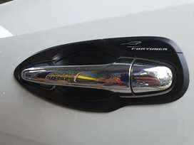 Outer Handle Elite Black Fortuner VRZ TRD