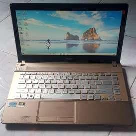Acer V3-471G gold RAM 8GB