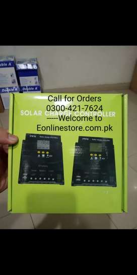 Solar Charge controller 10 amp to 100 amp PWM