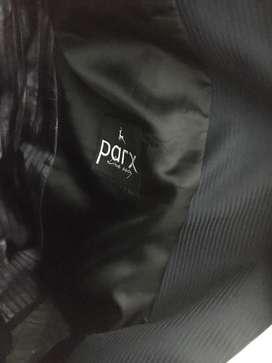 Parx black suit