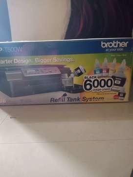 PRINTER BROTHER DPC - T500W
