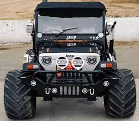 Modified Open Jeeps by Jainish Jeeps