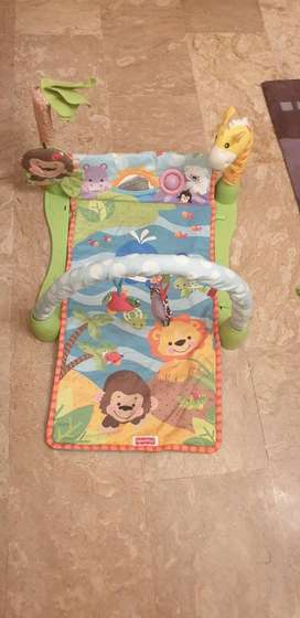 Fisher-price jungle play-mat