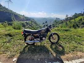 Di jual motor rx king special edition