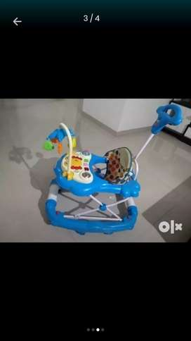 Babyhug Walker cum Rocker