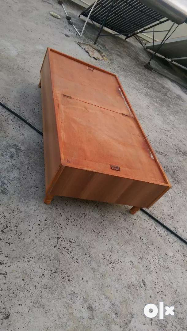3 wooden single beds for sell in good condition 0