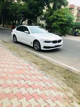 BMW 5 Series 520d Sedan, 2019, Diesel