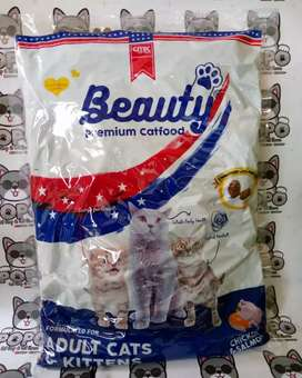 Pakan Kucing Beauty