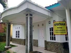 Sewa Rumah Strategis Harga Murah Bebas Banjir