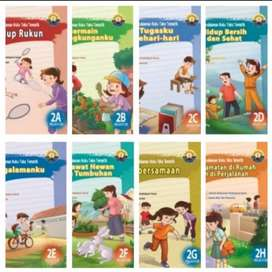 Buku pendalaman tematik kelas 2A-2H yudhistira