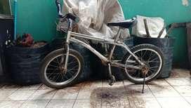 Sepeda seken ukuran 16