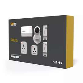 OAKTER SMART HOME AND INTELLI CAM KIT