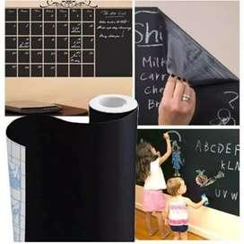 Sticker black board