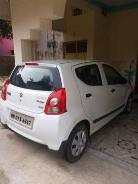 WELL MAINTAINED OWNER DRIVEN MARUTI SUZUKI A-STAR VXI 2009 model