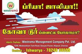 Openings for delivery executives - Chennai