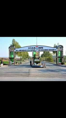 Ichs Executiv block is plots available for sale in ichs