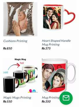 Mug printing exciting for you love ones