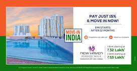 Ready to move Tata Homes | Pay only 15% now, move-in, EMI after 1 Year