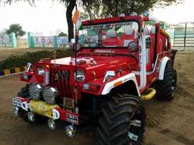 Panwar modified jeep