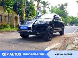 [OLXAutos] Volkwagen Touareg 2007 3.0 A/T Diesel Hitam #Arjuna Motor