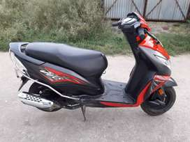 Honda Dio new new and new...