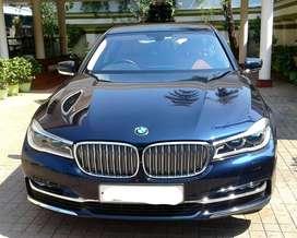 BMW 7 Series, 2017, Diesel