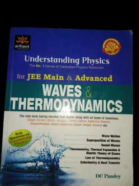 Waves & Thermodynamics D C Pandey for JEE Main & Advanced
