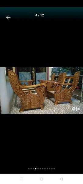 Quality works sofa set..daining set... dhivana ..dressing table