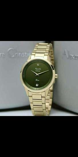 Jam tangan ALEXANDRE CHRISTIE kualitas ORI