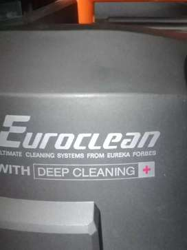 VACCUME CLEANER - EUROCLEAN