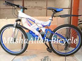 Double jumps mountain bike brand new imported